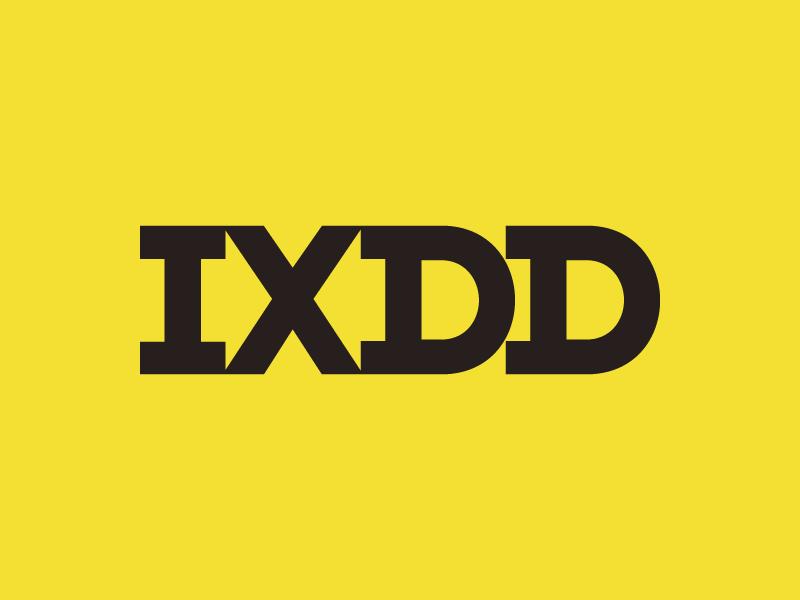 World Interaction Design Day (IXDD) — Concept 1 ixda adobe ixdd experience design interactive interaction design interaction ux  ui ux ui typography type logos logotype logo branding
