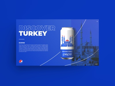 Discover Turkey illustraion citylogo branding vector landmark flat graphicdesign layout typogaphy ux uı illustration can