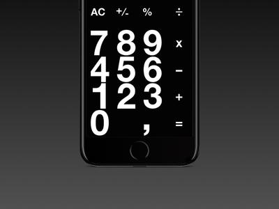 Stending calculator