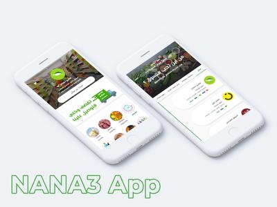 Nana3 App