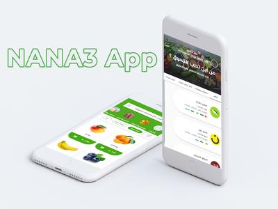 Fresh Food App
