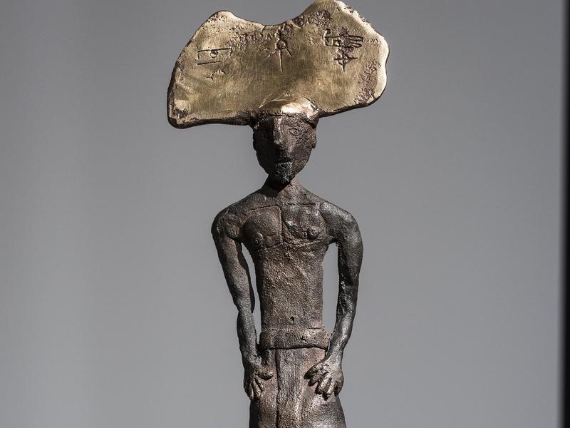 Bronze Sculpture Design fine art art 3d art design 3d design sculpture bronze primitivism