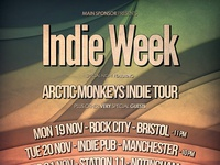 Indie Flyer / Poster 3