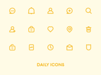 Daily Icons