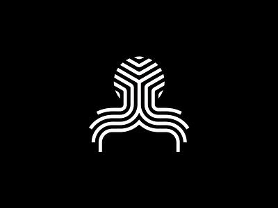 Octopus Logo tentacle threat branding symbol icon software tech logo animal octopus