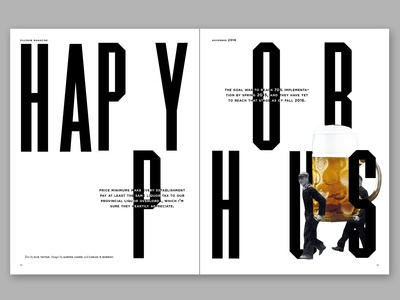 Pilcrow Magazine (proposal)