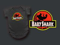 Baby Shark Jurassic