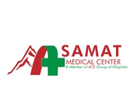 Mt. Samat Medical Center Logo Design