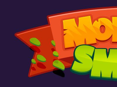 iOS Game Title WIP finallygotapalettedown logo branding gameui