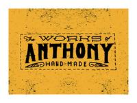 Works of Anthony