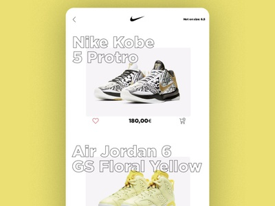 Proto nike app