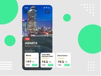 Angkut (Transportation Mobile Apps)