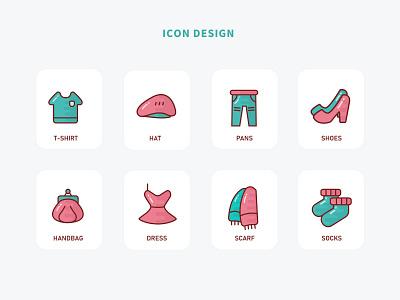 电商图标 icon illustration