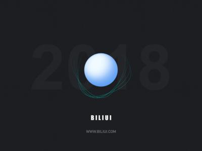 BILIUI blog web design
