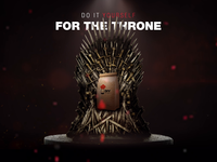 DIY For The Throne