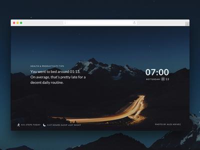 Tabtics Chrome Extension