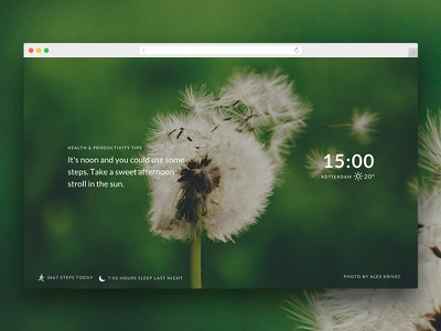 Tabtics Chrome Extension tabtics photography productivity health fitbit chrome extension chrome