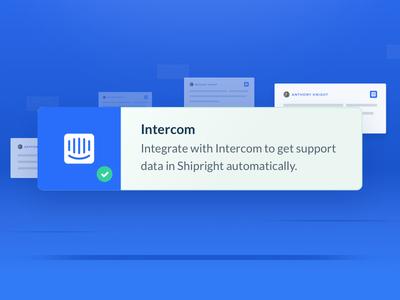 Shipright Intercom Integration