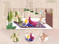 365days practice -yoga