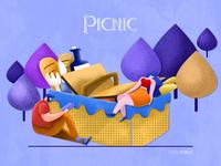 365days practice-015——picnic