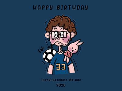 Happy birthday to MrChen