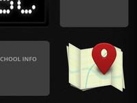 School App Home Screen Icons