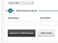 Adding a Staff Member