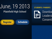 Student Leadership Conference Site