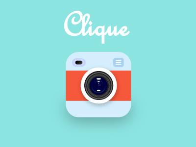 Clique - iOS App