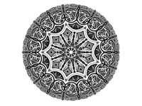 Png        mandala pattern illustration design 2