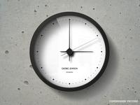 Georg Jensen Clock