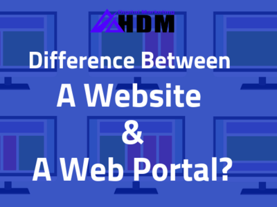 What Is The Difference Between A Website And A Web Portal