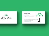 Atjp2000 business cards