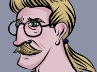 Procreate - Cartoon teacher