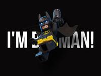 Because I'm Batman! | Hero Page Concept