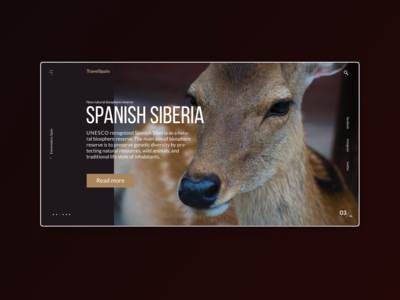 Spanish Siberia One page