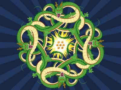 Mandala Dragon Ball