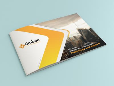 Umbee Brochure Design