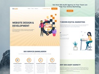 SEO Audit Agency Website