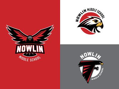 Falcons Logos bird black red falcon logo design logo