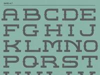 Typeface r2