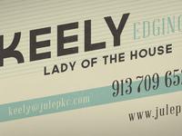 Keely Biz Card