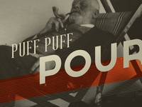 Puff Puff Pour