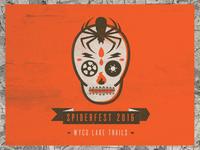Spiderfest Orange