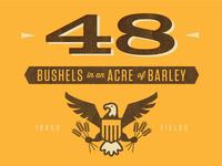 Barley Beer Label