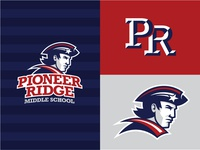 Pioneer Ridge Identity