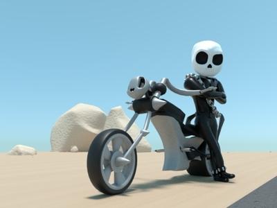 Ghost Rider by Zarak Afridi | Dribbble | Dribbble
