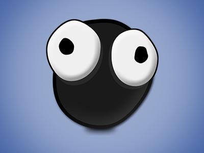 World Of Goo Icon osx game icon world of goo