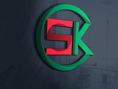 New  Logo Design New Company Name Sk