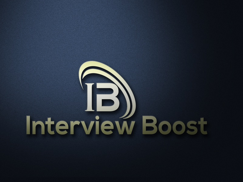 new Logo Design For Interview Boost New Company Name